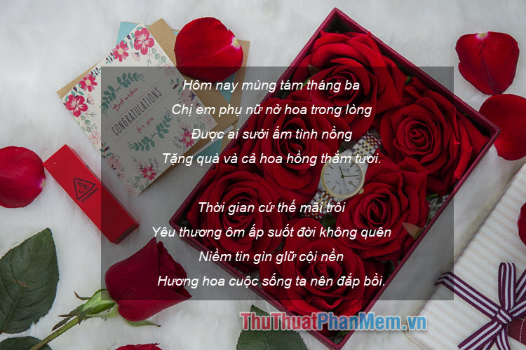 Chúc mừng 8-3 – Phan Hạnh