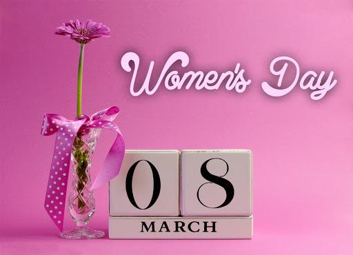 Ảnh chúc mừng ngày quốc tế phụ nữ