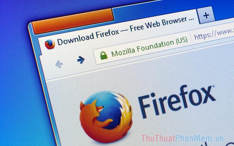Cách bật chế độ Dark Mode cho Firefox