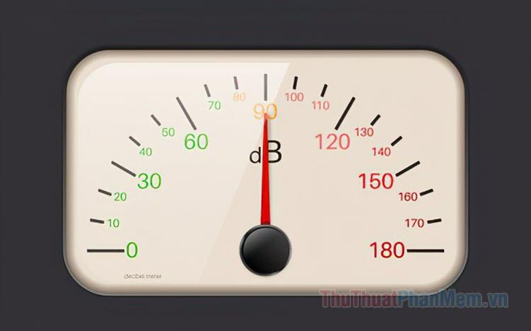Tìm hiểu về Decibel đơn vị đo mức cường độ âm thanh