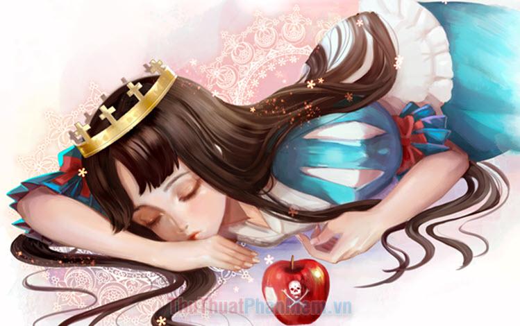 Những hình ảnh công chúa anime đẹp nhất