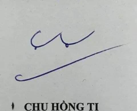 Cái tên bá đạo Chu Hồng Ti