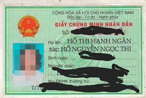 Cái tên bá đạo Hồ Thị Hạnh Ngân tức Hồ Nguyễn Ngọc Thi