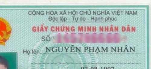 Cái tên bá đạo Nguyễn Phạm Nhân