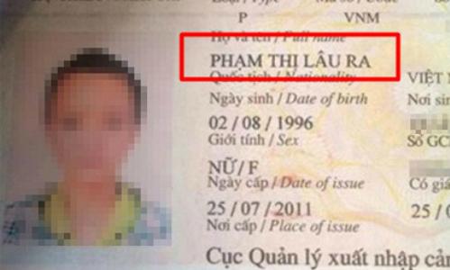 Cái tên bá đạo Phạm Thị Lâu La