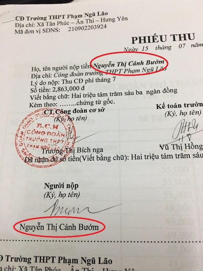 Cái tên cực kỳ bá đạo Nguyễn Thị Cánh Bướm