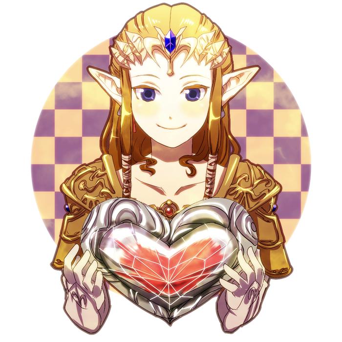 Cô công chúa chiến binh giáp vàng hình anime cực đẹp