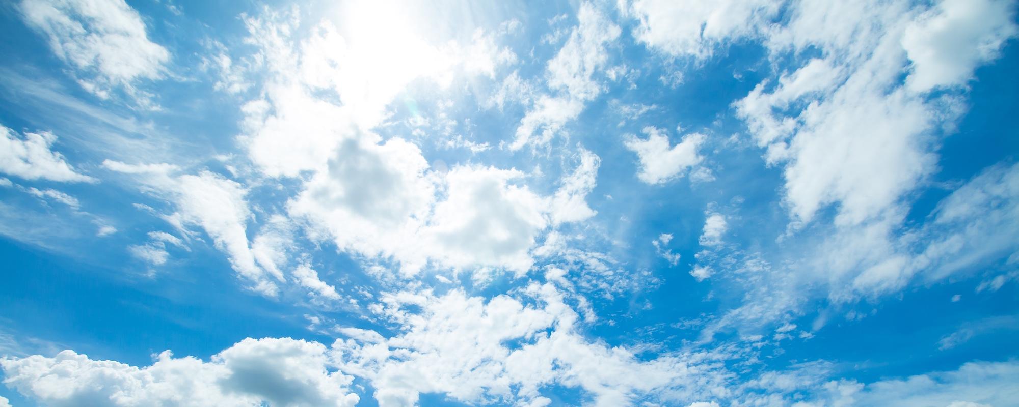 Hình ảnh mây trôi cực đẹp