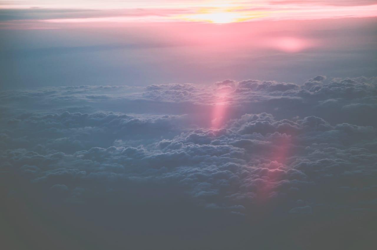 Hình ảnh tầng mây bình lưu cực đẹp