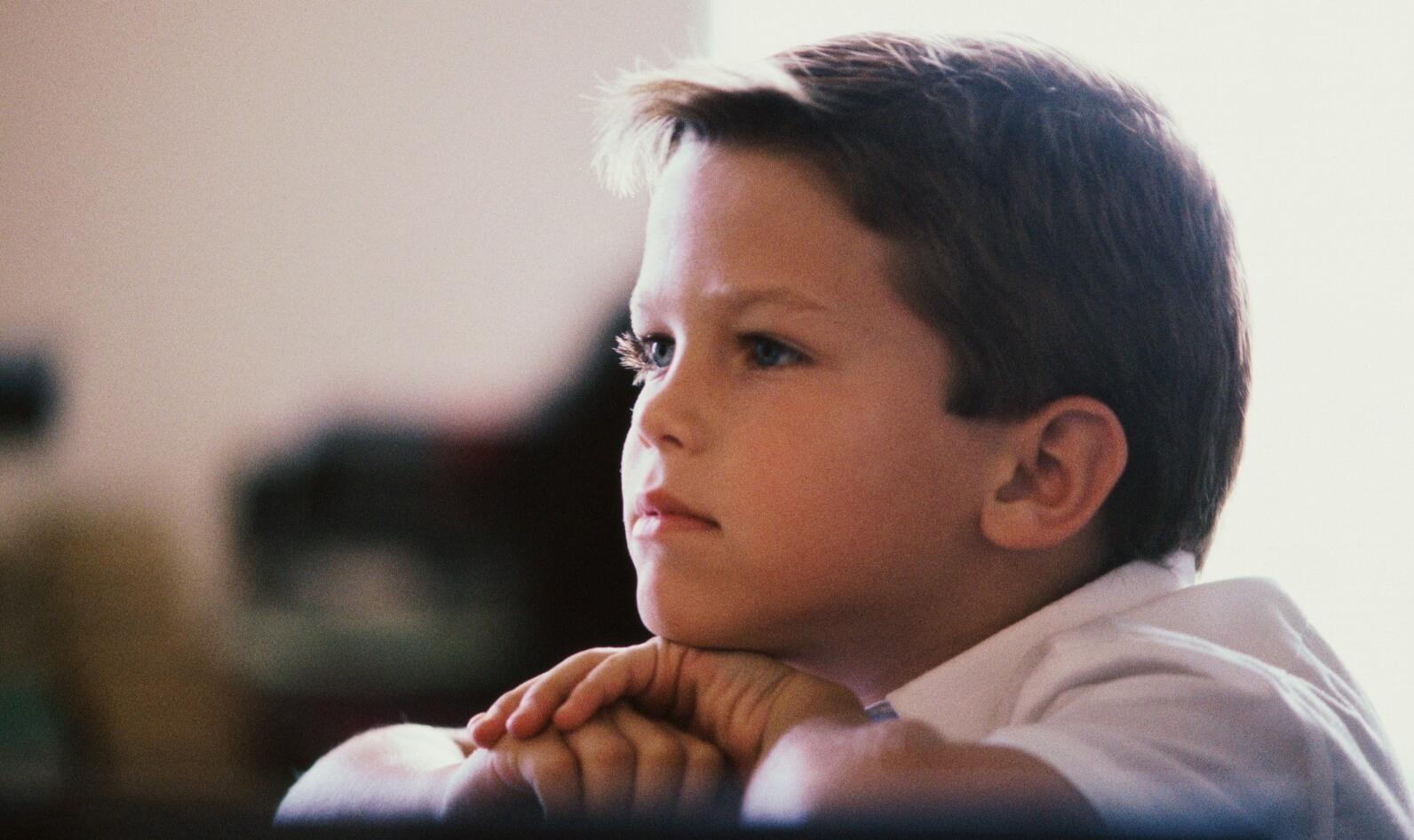 Hình ảnh trẻ em đứa bé trai từ nhỏ đã là mỹ nhân