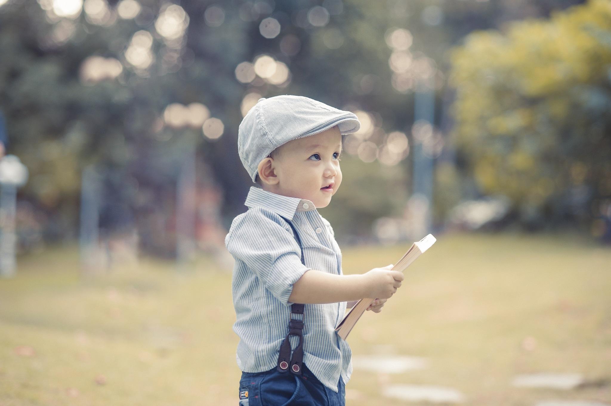 Hình ảnh trẻ em mặc đồ thời trang rất đẹp