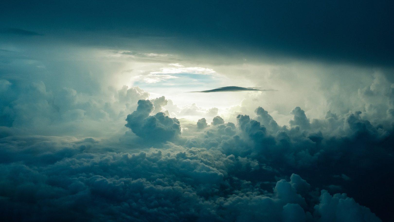 Hình ảnh trời mây cực hùng vĩ