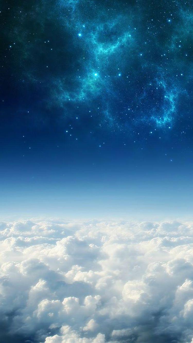 Hình ảnh trời mây cực kỳ ảo diệu