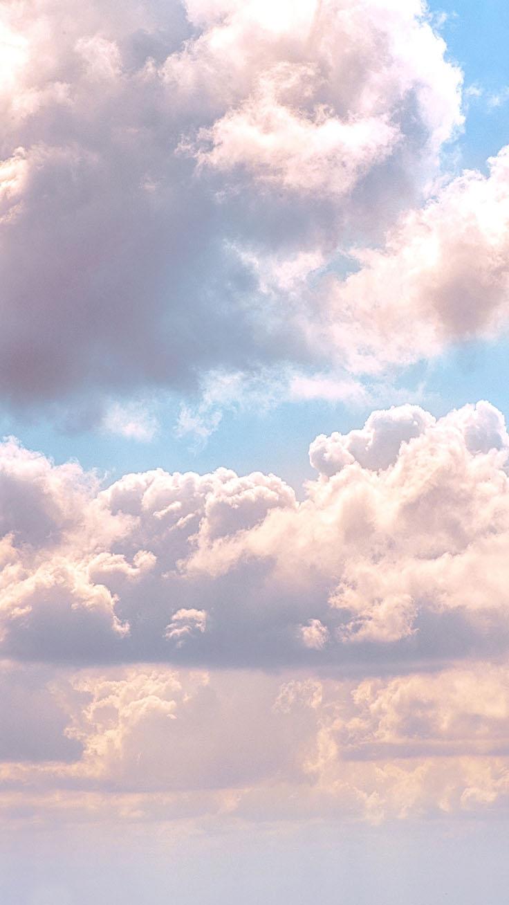 Hình ảnh trời mây đẹp lung linh