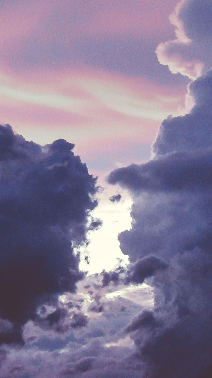 Hình ảnh trời mây màu đen cực đẹp
