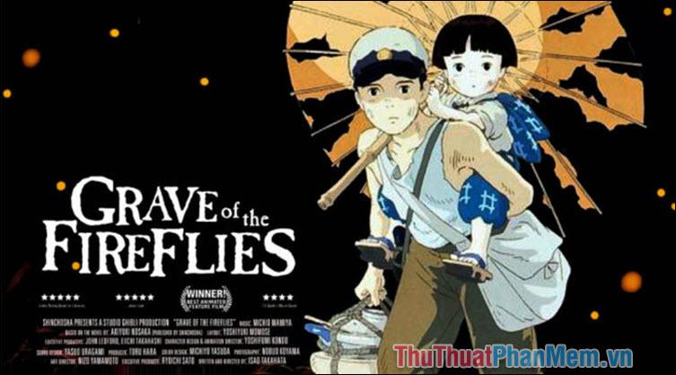 Grave of the Firefiles - Mộ đom đóm (1988)