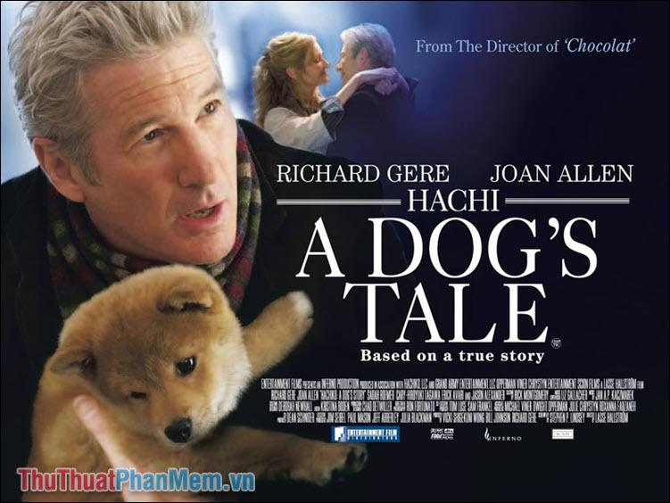 Hichiko A Dog's Table – Hachiko Chú chó trung thành (2008)