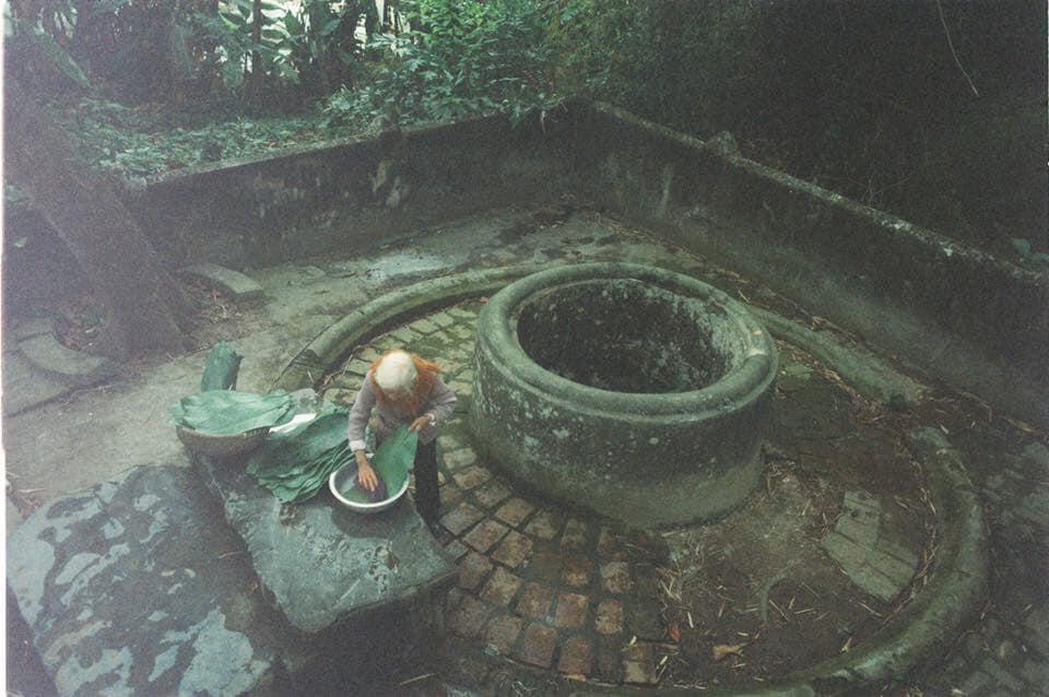 Hình ảnh của ngày tết xưa