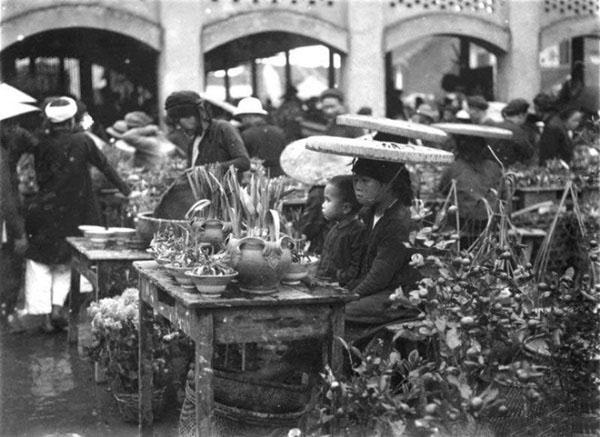 Hình ảnh về ngày tết xưa