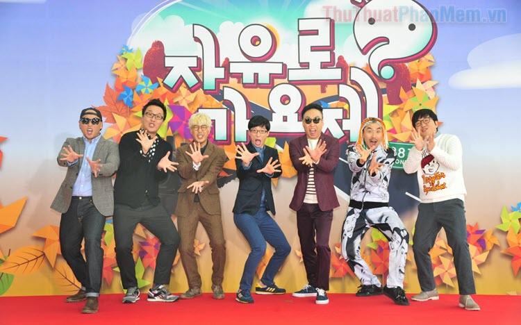 Top 10 game Show Hàn Quốc hay nhất