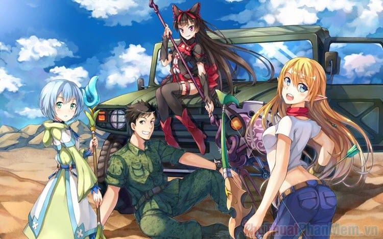 Top những bộ Anime Harem hay nhất