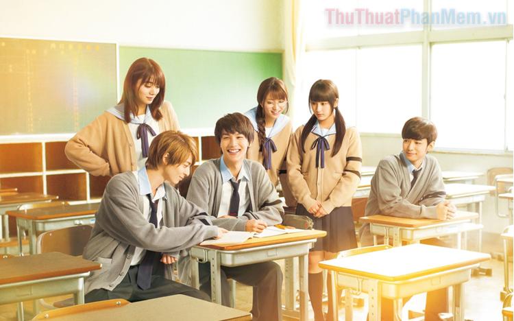 Top những bộ phim học đường Nhật Bản hay nhất