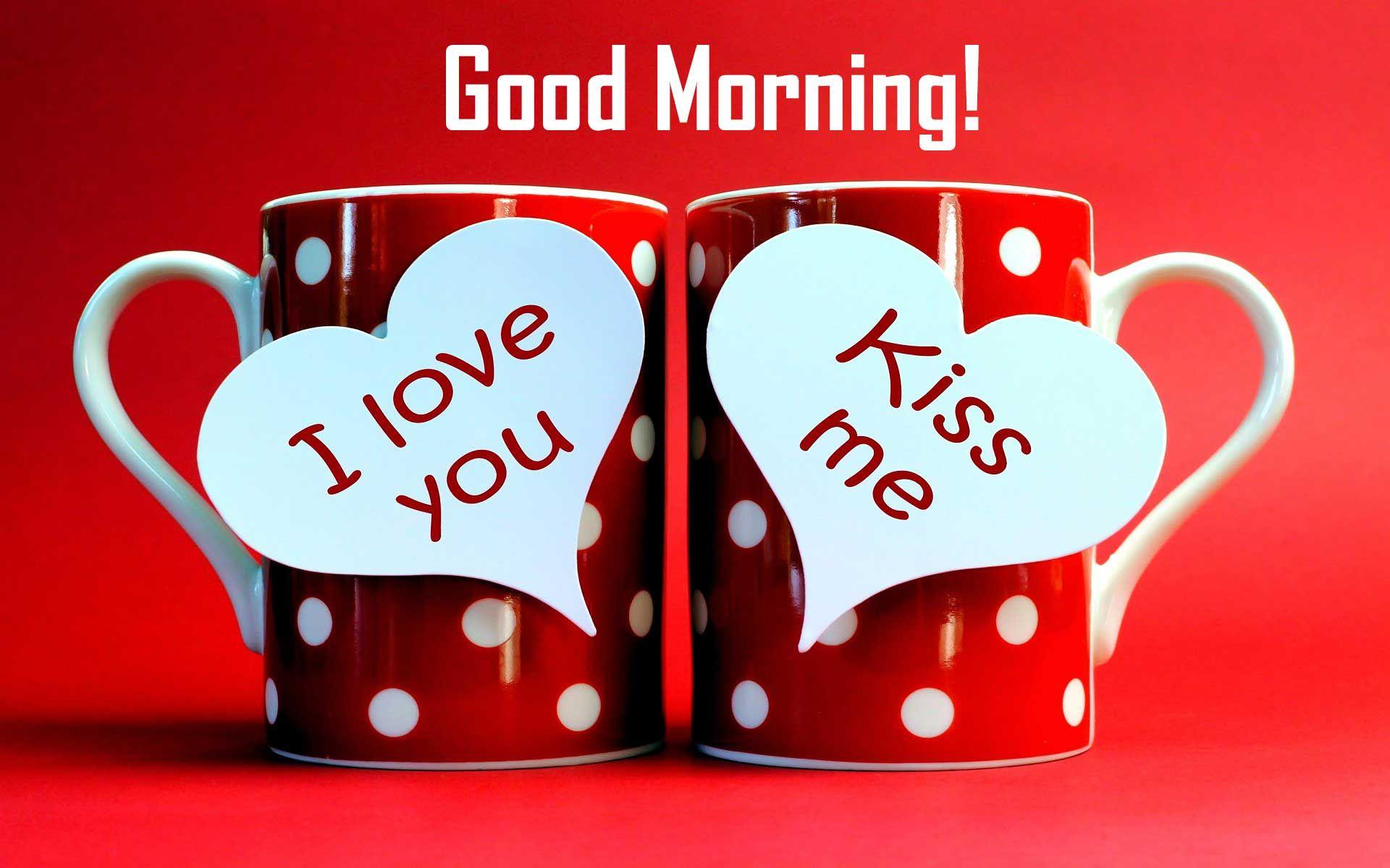 Ảnh chào buổi sáng người yêu