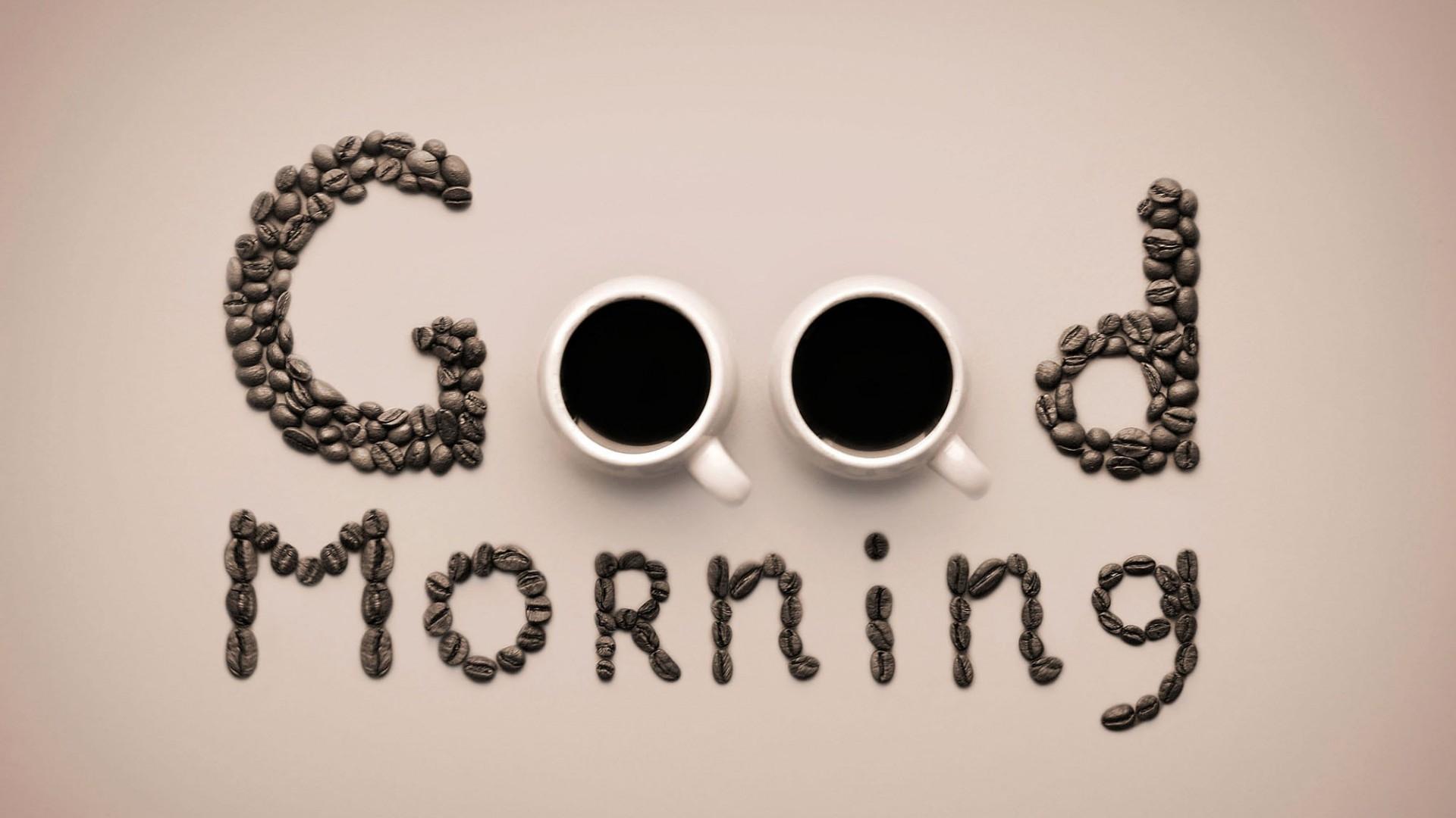 Ảnh chúc buổi sáng đẹp - Cafe buổi sáng
