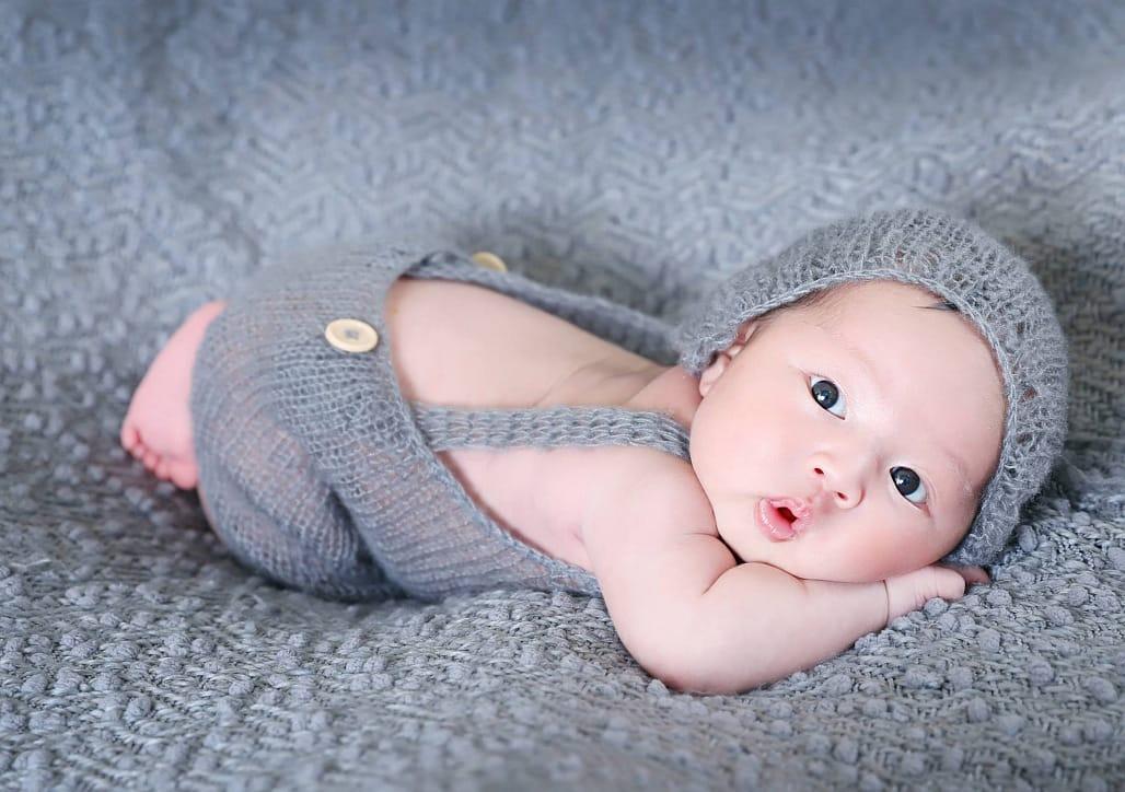 Ảnh chụp em bé sơ sinh đẹp