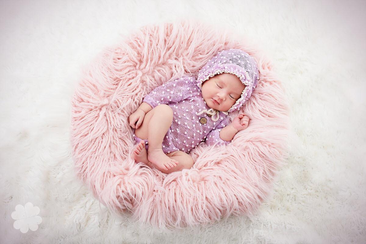 Hình ảnh bé sơ sinh đẹp