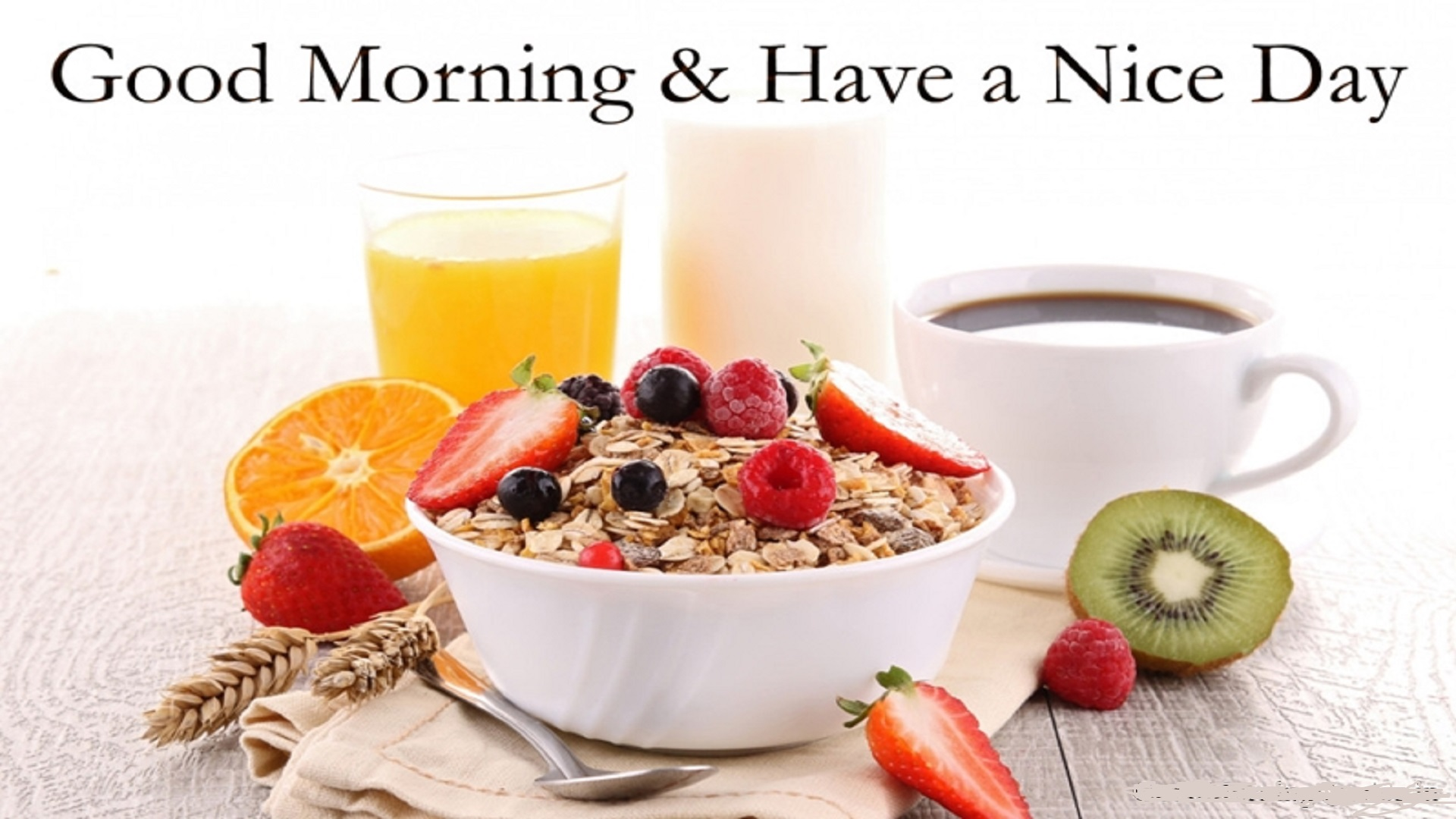 Hình ảnh chào buổi sáng đẹp và lãng mạn - Hình ảnh bữa sáng dinh dưỡng