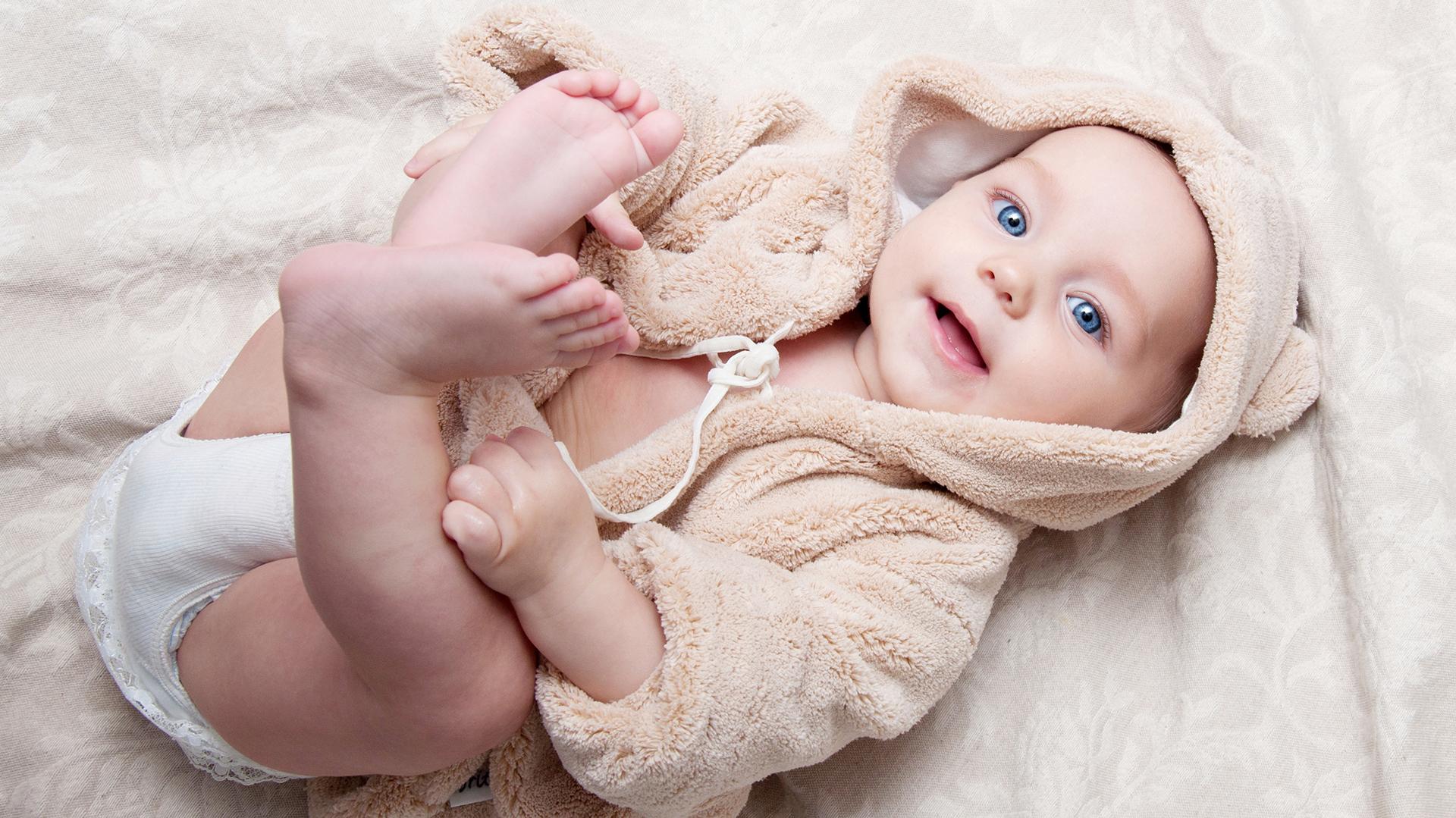 Hình ảnh những em bé sơ sinh đẹp nhất