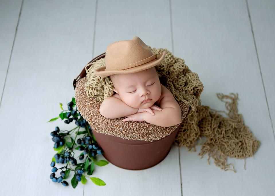 Hình ảnh trẻ sơ sinh cực đáng yêu