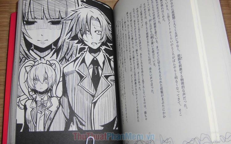 Light Novel là gì?