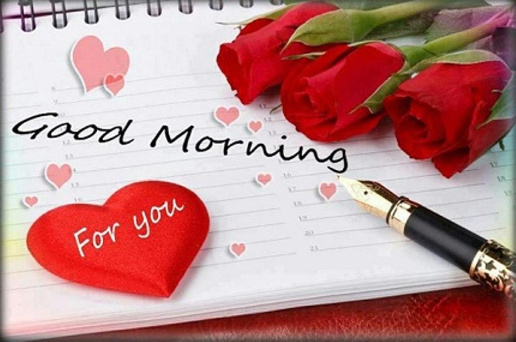 Những bức hình chúc buổi sáng