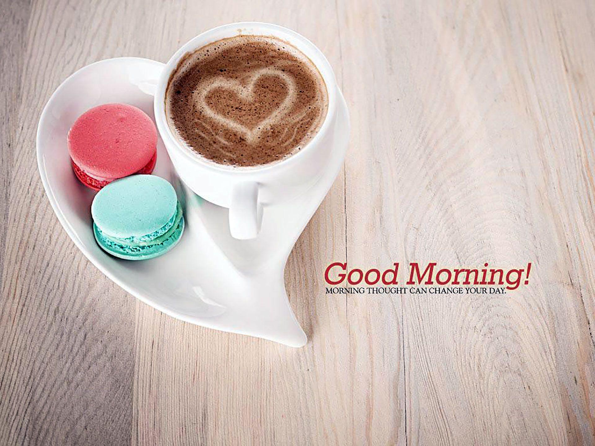 Những hình ảnh chào buổi sáng đẹp và lãng mạn cho người yêu