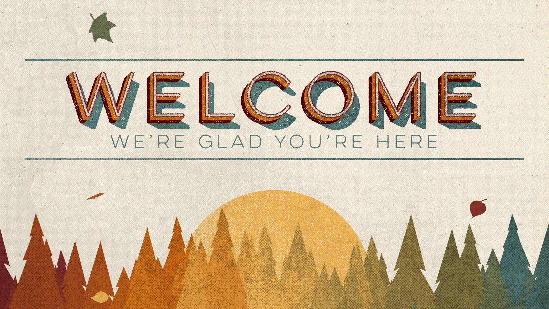 Hình ảnh slide mở đầu chào mừng cực đẹp