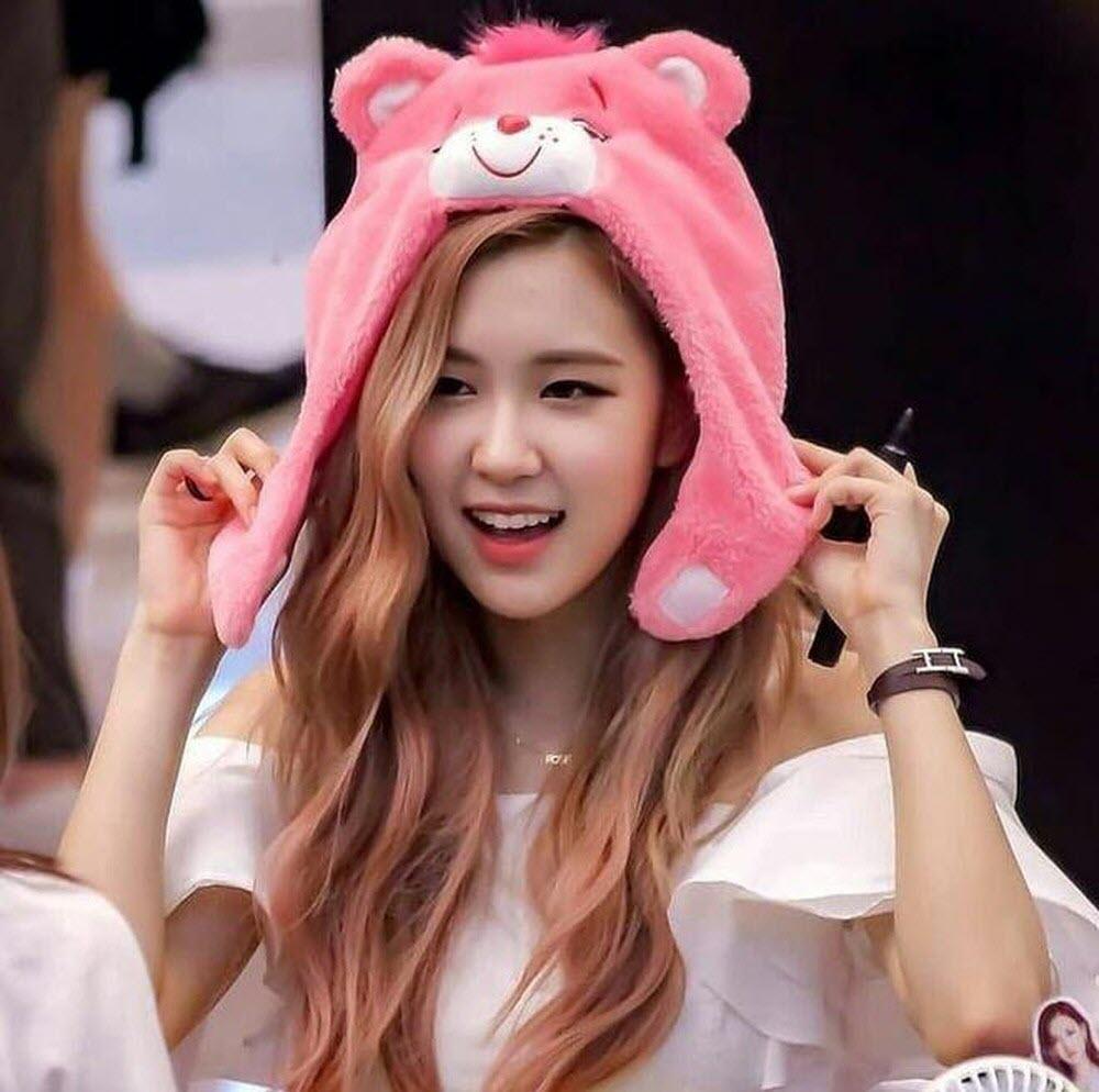 Những hình ảnh cute của Rosé Black Pink