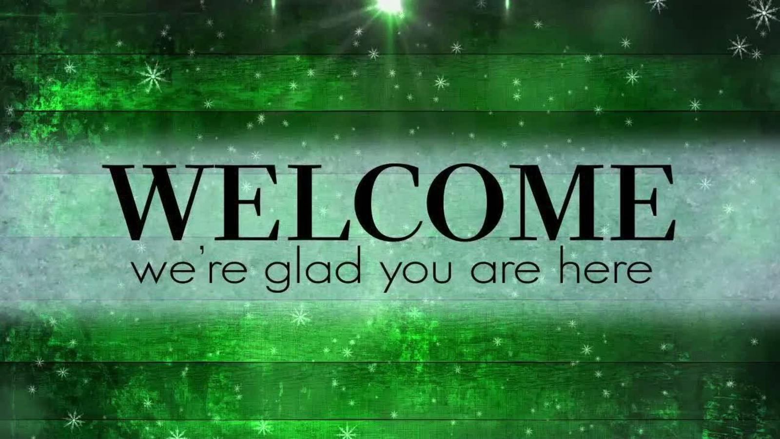 Slide chào mừng mở đầu chúng tôi rất hân hạnh có sự tham gia của bạn