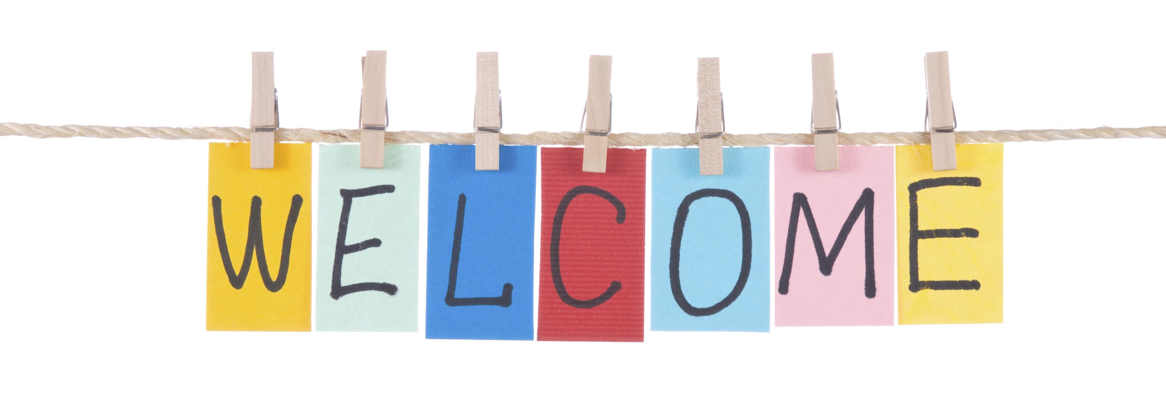 Slide welcome hình ảnh chào mừng cực đẹp