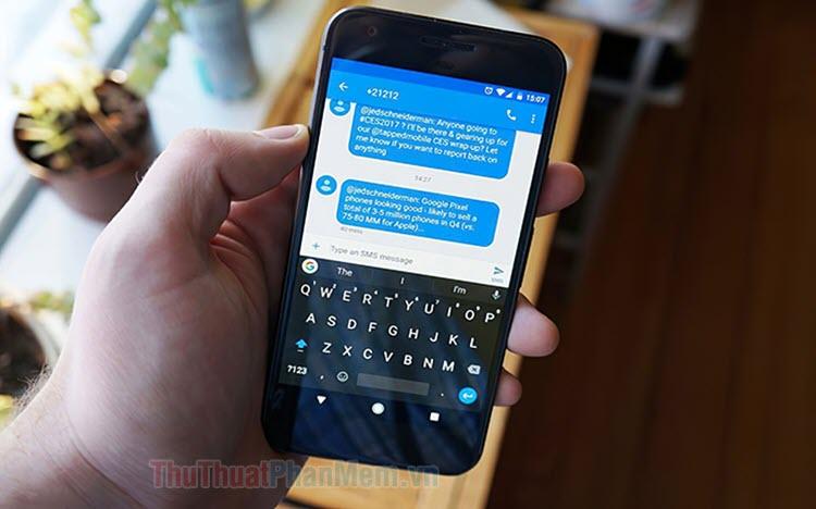 Cách sao chép nhiều đoạn văn bản cùng lúc trên Android