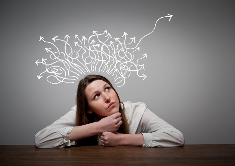 Hình ảnh về suy nghĩ