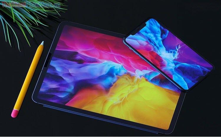 Hình nền iPad Pro 2020