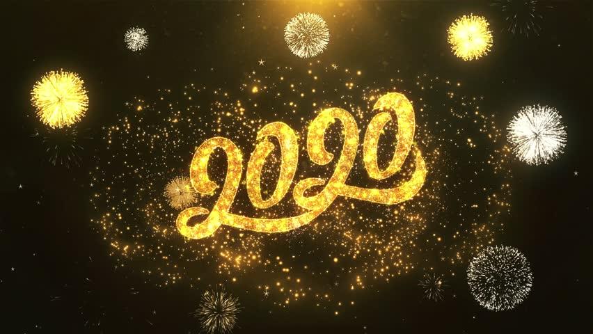 Ảnh chúc mừng năm 2020 đẹp