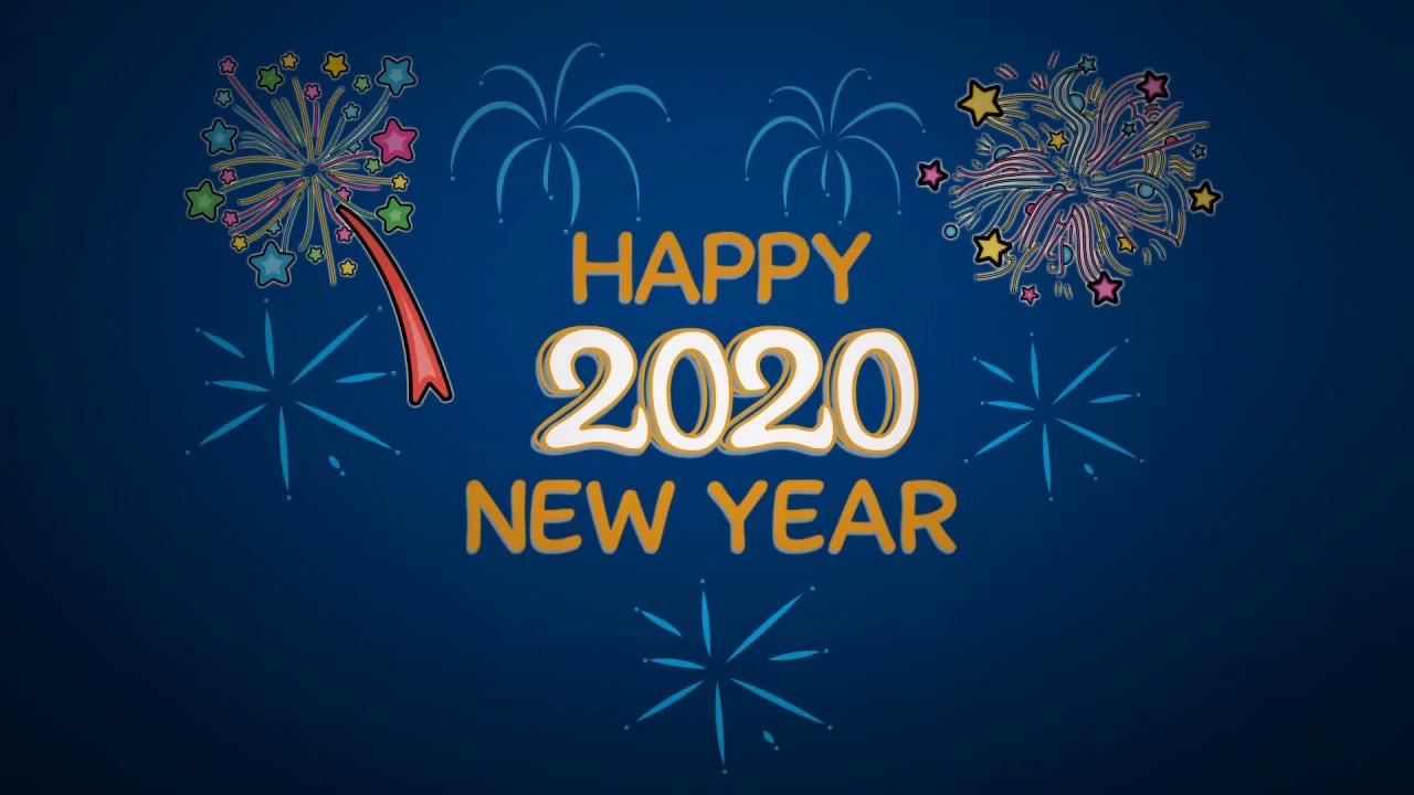 Ảnh mừng năm 2020 đẹp nhất