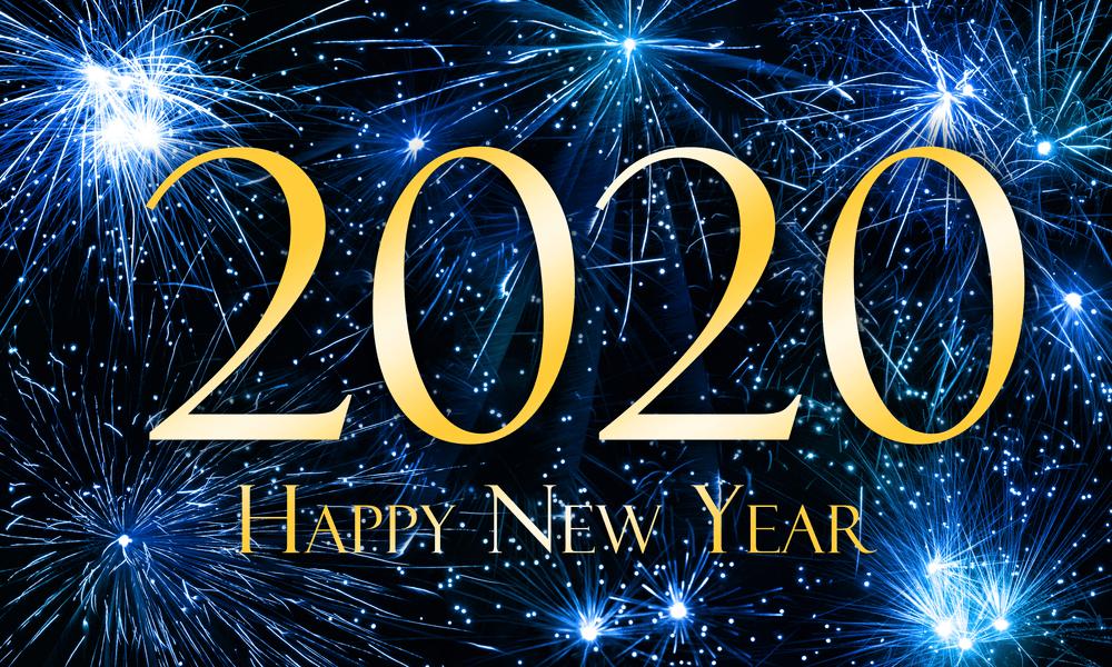 Hình ảnh chúc mừng năm 2020