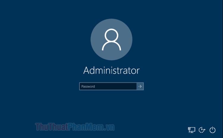Cách cấp quyền Admin cho User trong Win 10