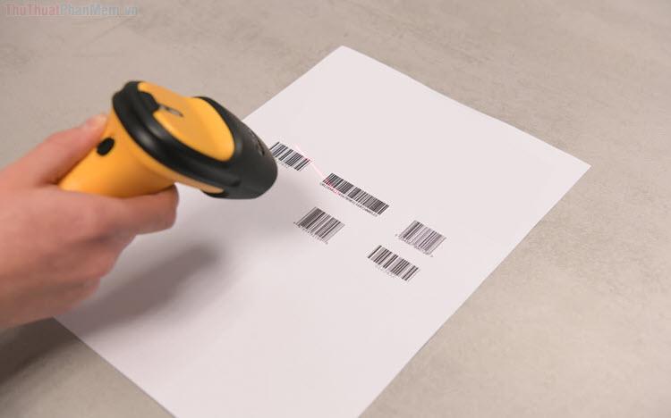Cách tạo barcode online, tạo mã vạch online
