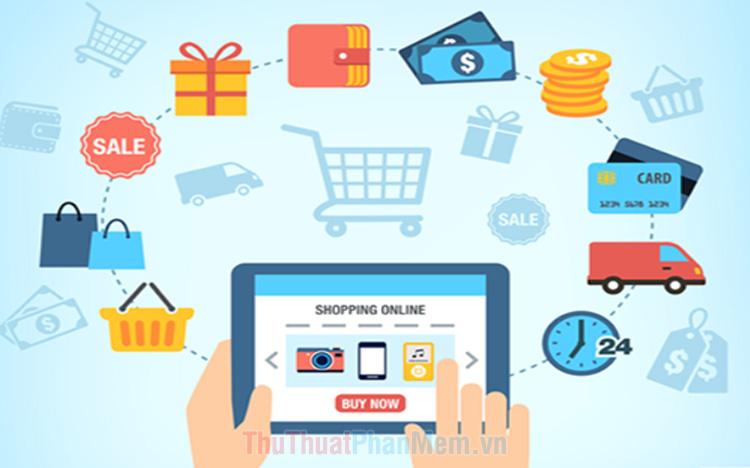 Top các trang web bán hàng online nước ngoài nổi tiếng, uy tín