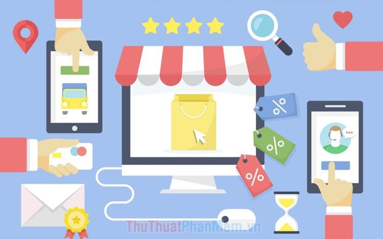 Top những trang web nhận order hàng Mỹ